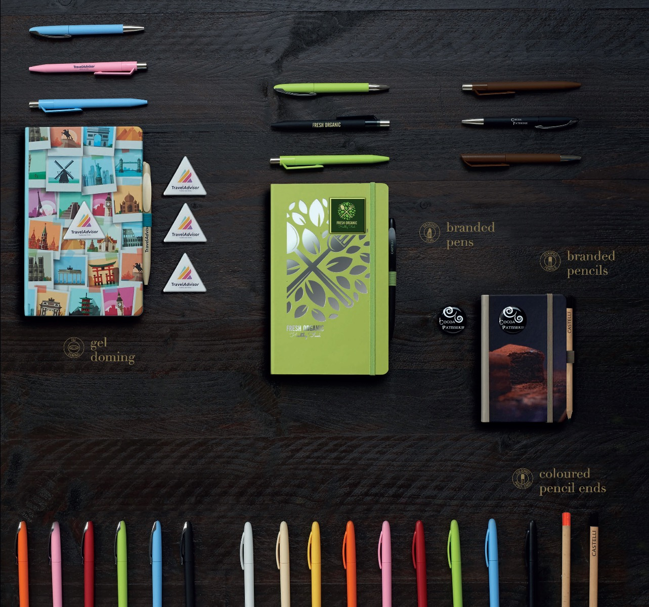 corporate promotional gifts by castelli corporate